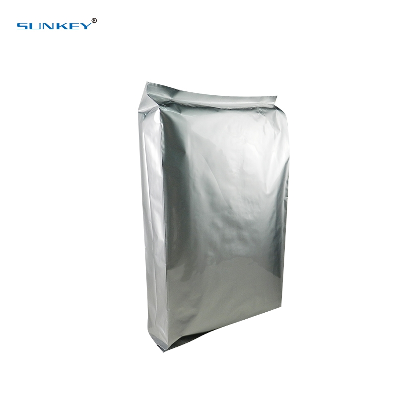 Case of particle packaging bags of Sinopec