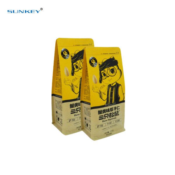 Eight side sealing bag 3 1
