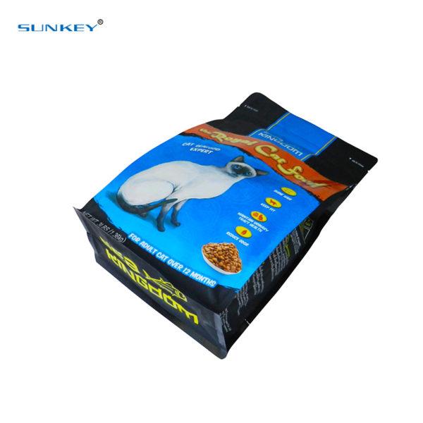Eight side sealing bag 4 1