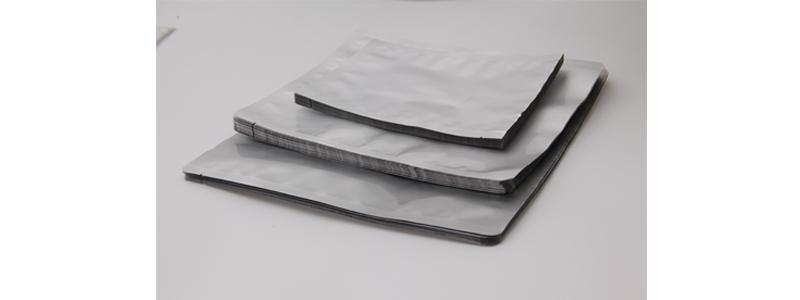 Inventory aluminum foil bag shape -three-side sealed bag