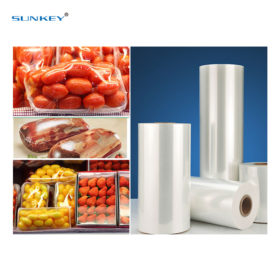 POF Anti-fog shrink film1