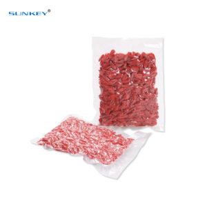Transparent vacuum bag 1