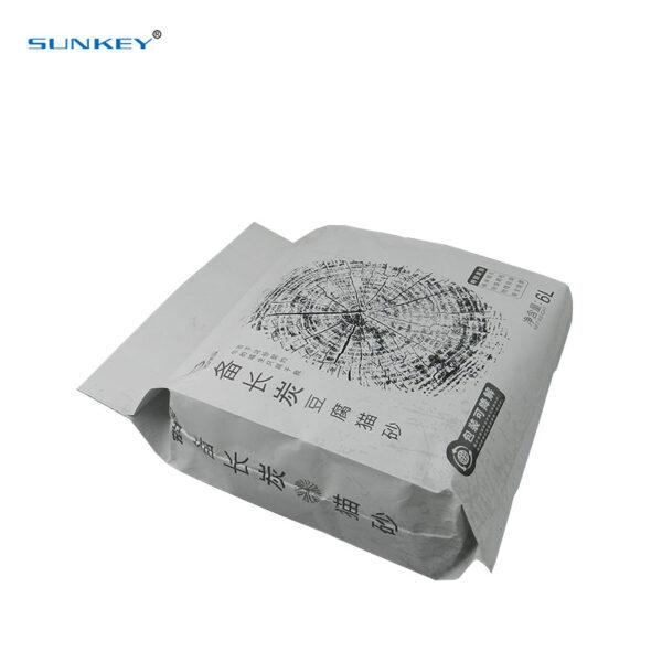 ECO friendly kraft paper packaging bag 1